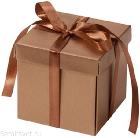 5114_2_Gift box with a drawing of a logo or image to buy in bulk Ekaterinburg