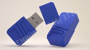 USB-flash по индивидуальному дизайну